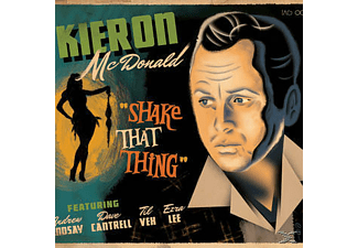 Kieron Mcdonald - Shake That Thing - (CD)