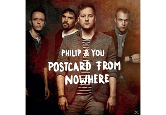 Philip And You - Postcard From Nowhere - (CD)