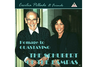 Cecilia Pillado & Friends - Homage To Guastavino-The Schubert Of The Pampas - (CD)