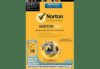 Symantec Norton 360 inkl. Norton Mobile Security Sicherheit & Internet Security - MediaMarkt