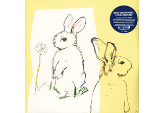 Beat Happening - Look Around (2lp+Mp3) [LP + Download]