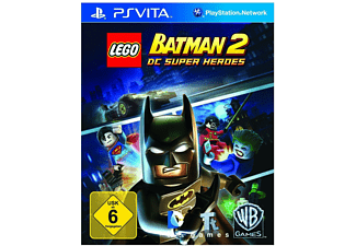 LEGO Batman 2: DC Super Heroes [PS Vita]