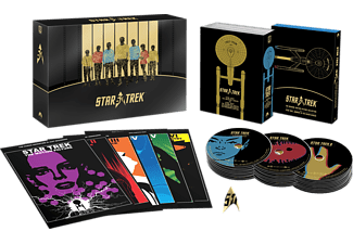 Star Trek 50th Anniversary Collection [Blu-ray]