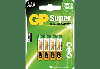 GP Super Alkaline AAA-batterijen