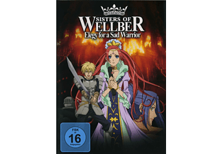 Sisters of Wellber - Elegy for a sad Warrior - (DVD)