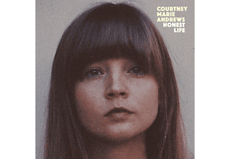 Courtney Marie Andrews - Honest Life (Heavyweight Coloured LP+MP3) - (LP + Download)
