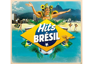 VARIOUS - Hits Brazil [CD]