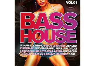 VARIOUS - Bass House Vol.1 - (CD)