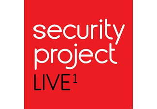 Security Project - Live 1 - (CD)