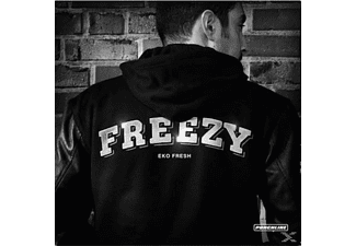 Eko Fresh - Freezy (Ltd.Fan Box) [CD + Merchandising]