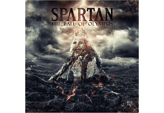 Spartan - Fall Of Olympus [CD]
