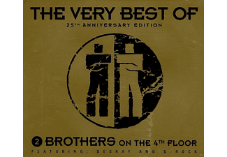 2 Brothers On The 4th Floor - THE VERY BEST OF - (CD)