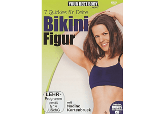 Your Best Body - 7 Quickies für Deine Bikini Figur [DVD + CD]