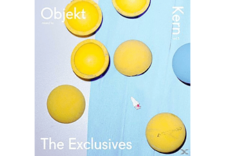 VARIOUS - Kern Vol.3 mixed by Objekt (E [Vinyl]