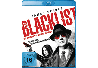 The Blacklist - Staffel 3 - (Blu-ray)
