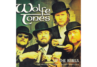 The Wolfe Tones - Up The Rebels (Remastered) - (CD)