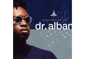 Dr. Alban - The Very Best Of 1990-1997 - (CD)