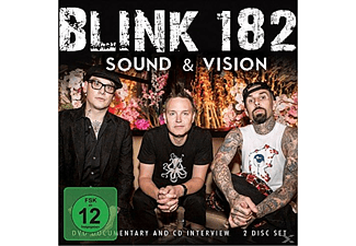 Blink 182 - SOUND AND VISION - (CD + DVD)