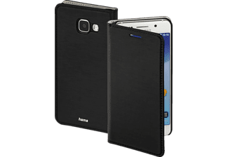 HAMA Slim, Bookcover, Samsung, Galaxy A3 (2016), High-Tech-Polyurethan (PU), Schwarz