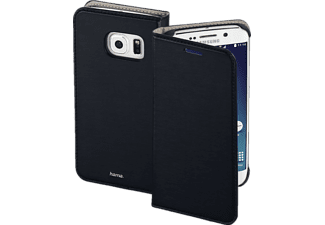 HAMA Slim, Bookcover, Samsung, Galaxy S6 Edge, High-Tech-Polyurethan (PU), Navy
