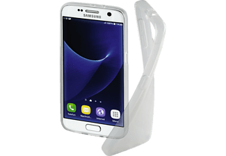 HAMA Crystal, Backcover, Samsung, Galaxy S7, Thermoplastisches Polyurethan (TPU), Transparent