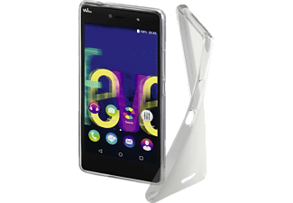 Crystal  Wiko Fever 4G Thermoplastisches Polyurethan Transparent