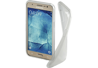 HAMA Crystal, Samsung, Backcover, Galaxy J5, Thermoplastisches Polyurethan (TPU), Transparent