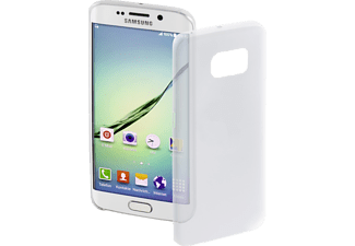 HAMA Ultra Slim, Samsung, Backcover, Galaxy S6 Edge, Kunststoff, Weiß