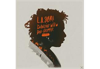 L.A. SALAMI - Dancing With Bad Grammar: The Director's Cut [CD]