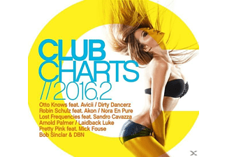 VARIOUS - Club Charts 2016.2 [CD]