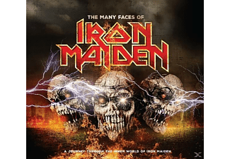 VARIOUS - Many Faces Of Iron Maiden [CD]