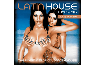 VARIOUS - Latin House Tunes 2016 [CD]