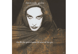 Diama Galas - Saint Of The Pit [CD]