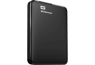WESTERN DIGITAL WDBU6Y0030BBK Elements Port 3TB USB3.0 Black