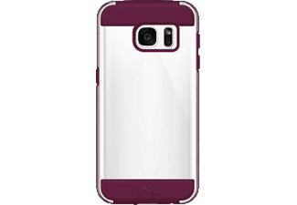 WHITE DIAMONDS Innocence Clear, Galaxy S7, French Burgundy