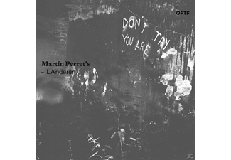 Martin Perret's L'anderer - Don't Try You Are - (Vinyl)