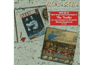 Flo & Eddie - Illegal Immoral & Fattening/Moving Targets - (CD)