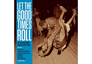 VARIOUS - Let The Good Times Roll [CD]