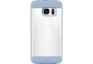 WHITE DIAMONDS Innocence Clear, Backcover, Galaxy S7, Hellblau/Transparent