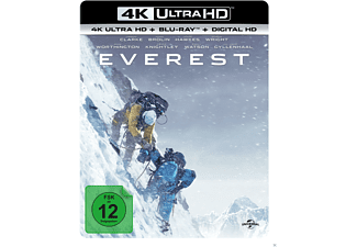 Everest [4K Ultra HD Blu-ray + Blu-ray]