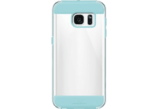 WHITE DIAMONDS Innocence Clear Backcover Galaxy S7 Türkis/Transparent