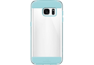 WHITE DIAMONDS Innocence Clear Backcover Samsung Galaxy S7 Kunststoff/Polycarbonat/Thermoplastisches Polyurethan California Turquoise