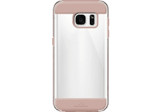 WHITE DIAMONDS Innocence Clear, Backcover, Galaxy S7, Rosa/Transparent