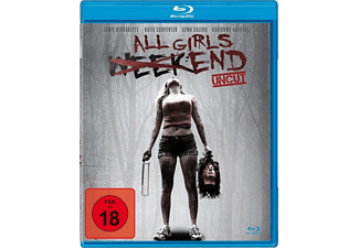 All Girls Weekend [Blu-ray]
