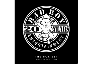 Bad Boy - Bad Boy 20th Anniversary Box Set Edition [CD]