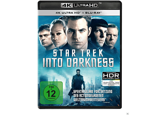 STAR TREK - Into Darkness - (4K Ultra HD Blu-ray + Blu-ray)