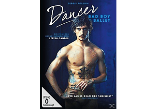 Dancer - Bad Boy of Ballet [DVD]