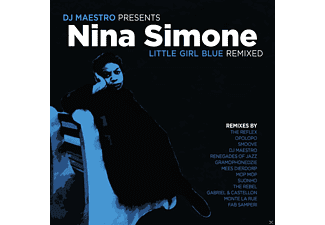 Nina Simone, Dj Maestro - DJ Maestro: Nina Simone - Little Girl Blue Remixed - (CD)