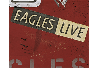 Eagles - EAGLES LIVE [CD]