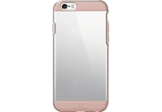 WHITE DIAMONDS Innocence Clear Backcover Apple iPhone 6, iPhone 6s Kunststoff/Polycarbonat (PC)/Thermoplastisches Polyurethan (TPU) Rosegold